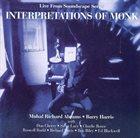 MUHAL RICHARD ABRAMS Muhal Richard Abrams, Barry Harris : Interpretations Of Monk Vol. 1 album cover