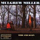 MULGREW MILLER Time and Again album cover