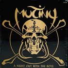 MUTINY A Night Out With The Boys album cover