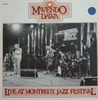 MWENDO DAWA Live At Montreux Jazz Festival album cover
