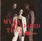 MYRA MELFORD Myra Melford Trio : Now & Now album cover