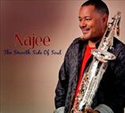 NAJEE The Smooth Side of Soul album cover