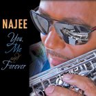 NAJEE You, Me And Forever album cover