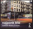 NAJPONK Ballads Blues & More album cover