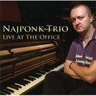 NAJPONK Live At The Office album cover