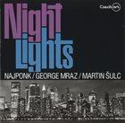 NAJPONK Night Lights album cover