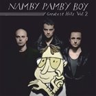 NAMBY PAMBY BOY Greatest Hits, Vol. 2 album cover