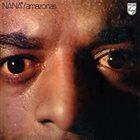 NANÁ VASCONCELOS Amazonas album cover