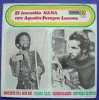 NANÁ VASCONCELOS El Increible Nana Con Agustin Pereyra Lucena album cover