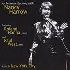 NANCY HARROW An Intimate Evening With Nancy Harrow album cover