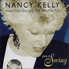 NANCY KELLY Born To Swing album cover