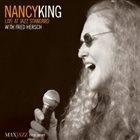 NANCY KING Live At Jazz Standard album cover