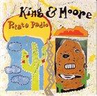 NANCY KING Potato Radio (with Glen Moore) album cover