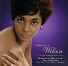 NANCY WILSON Ballads, Blues & Big Bands album cover