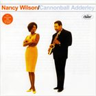 NANCY WILSON Nancy Wilson/Cannonball Adderley album cover