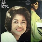 NANCY WILSON The Best of Nancy Wilson album cover