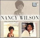 NANCY WILSON Today, Tomorrow, Forever / A Touch of Today album cover