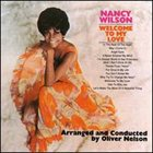 NANCY WILSON Welcome to My Love album cover
