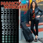 NANCY WRIGHT Alive & Blue album cover