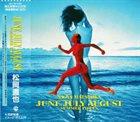 NAOYA MATSUOKA June July August album cover
