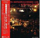 NAOYA MATSUOKA Naoya Matsuoka & Wesing : Live At Montreux Festival album cover