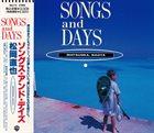 NAOYA MATSUOKA Songs And Days album cover