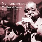 NAT ADDERLEY For Duke And Cannon album cover
