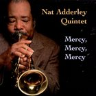 NAT ADDERLEY Mercy, Mercy Mercy album cover