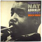 NAT ADDERLEY Much Brass album cover