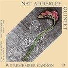 NAT ADDERLEY We Remember Cannon album cover