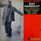 NAT ADDERLEY Work Song album cover