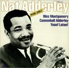 NAT ADDERLEY Work Songs album cover