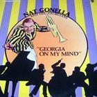 NAT GONELLA Georgia On My Mind album cover