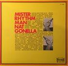 NAT GONELLA Mister Rhythm Man album cover