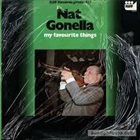 NAT GONELLA My Favourite Things album cover