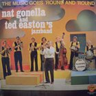 NAT GONELLA The Music Goes 'Round and 'Round album cover