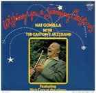 NAT GONELLA Wishing You A Swinging Christmas album cover