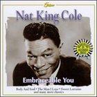 NAT KING COLE Embraceable You album cover