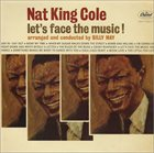 NAT KING COLE Let's Face the Music! album cover