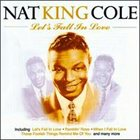 NAT KING COLE Let's Fall in Love album cover