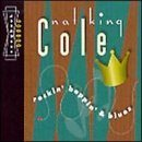 NAT KING COLE Rockin' Boppin' & Blues album cover