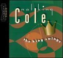 NAT KING COLE The King Swings album cover