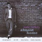 NATE BIRKEY Almost Home album cover