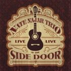 NATE NAJAR Live at the Side Door album cover