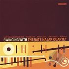 NATE NAJAR Swinging With the Nate Najar Trio album cover