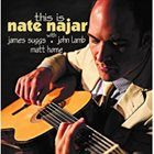 NATE NAJAR This Is album cover