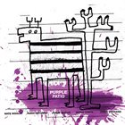 NATE WOOLEY Purple Patio album cover