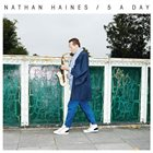 NATHAN HAINES 5 A Day (aka Zoot Allure) album cover
