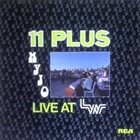 NATIONAL YOUTH JAZZ ORCHESTRA 11 Plus Nyjo Live At Lwt album cover