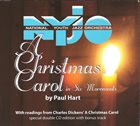 NATIONAL YOUTH JAZZ ORCHESTRA A Christmas Carol album cover